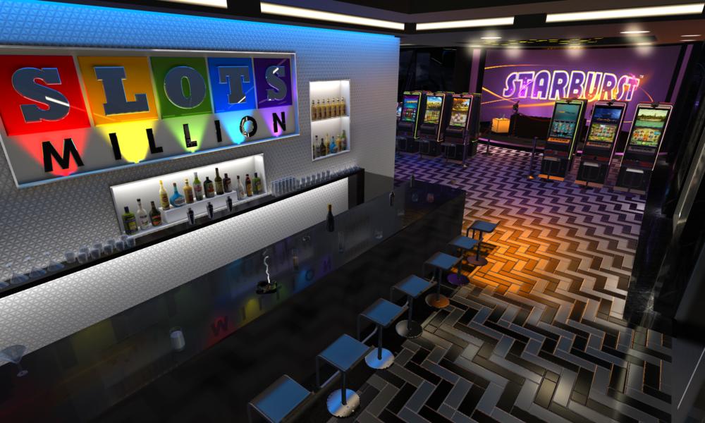 VR slots games